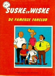 De Fameuze Fanclub, no. 1