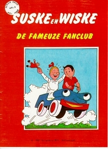 De Fameuze Fanclub, no. 3