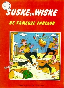 De Fameuze Fanclub, no. 4