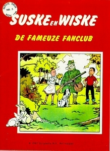 De Fameuze Fanclub, no. 5