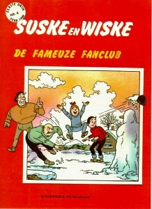 De Fameuze Fanclub, no. 6