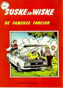 De Fameuze Fanclub, no. 7